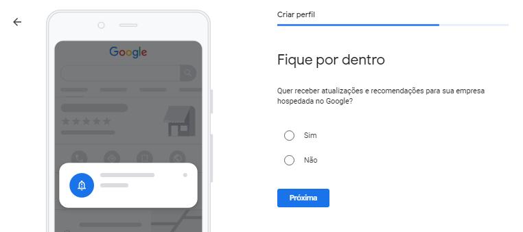 Google Meu Negócio Localização Fique por Dentro